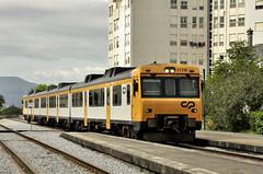TREN CELTA (Andreu Anguera) Tags: ferrocarril trencelta valença vigo renfe comboisdeportugal serie592 camello andreuanguera