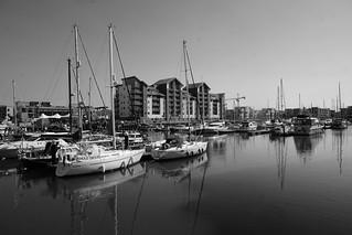 Calm at the Quay