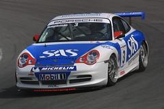 Jason Templeman - Team Parker Racing - Porsche GT3 Cup (Boris1964) Tags: 2005 porschecarreracupgb brandshatch
