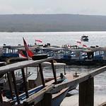 Boat Harbour for ferries to Menjangan Island, Bali thumbnail