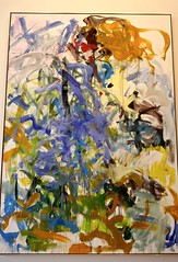 """Before, Again IV,"" Oil painting by Joan Mitchell (ali eminov) Tags: paloalto california universities stanforduniversity museums andersoncollection artists painters paintings beforeagainiv"
