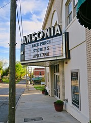Ansonia Theatre, Wadesboro, NC (Robby Virus) Tags: wadesboro northcarolina nc ansonia theatre theater live performance community sign signage marquee neon