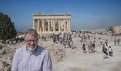 Jeff @ Parthenon (Mr. History) Tags: athens greece parthenon greeks ancient socrates plato aristotle