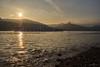 morning walk (Guido F.J. Ehlers - gfje) Tags: sony sonya7m2 a7mkii minolta minoltamd28mmf28 rhein rhine reno fiume river riverrhine rhinevalley sunrise vessel schiff lastschiff frachtschiff
