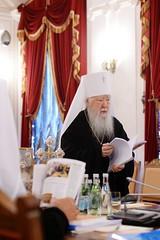 04. Заседание Священного Синода РПЦ 14.05.2018
