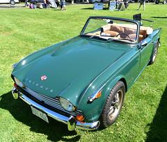 1965 Triumph TR4A (D70) Tags: cupe 394 car show richmond british columbia canada 1965 triumph tr4a dover beach park nikon d750 20mm f28 ƒ71 200mm 1200 125