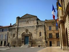Vicissitudini (fotomie2009) Tags: arles france francia provenza provence church chiesa eglise gotico gothic architecture architettura old