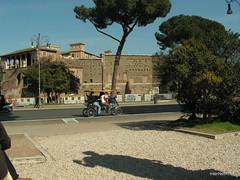 Вулиця Імператорських форумів, Рим, Італія InterNetri Italy 158