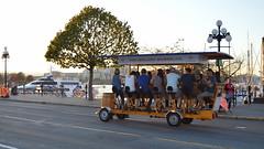 Mobile pub, Victoria British Columbia, Canada (wattallan594) Tags: canada british columbia victoria vancouver island mobile pub