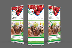 Roll up Banner (syhamsmt) Tags: roll up pull
