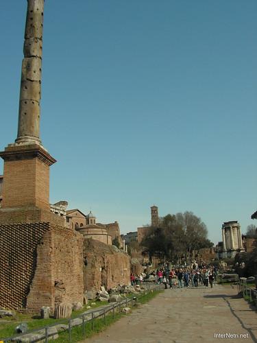 Римський форум, Рим, Італія InterNetri Italy 522