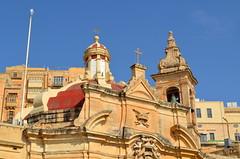 Ta Liesse Church [Valletta - 26 April 2018] (Doc. Ing.) Tags: 2018 malta valletta lavalletta ilbeltvalletta city capital spring church taliessechurch