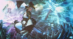 JiangShi (clau.dagger) Tags: fantasyfaire 2018 secondlife fantasy roleplay event wzero 00 chinese ghost vampire zombie gacha fashion outfit cureless disorderly fuubutsudou weloveroleplay anc eve uzmeposes