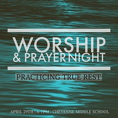 Prayer and Worship Night In our current sermon series, Redline, we are exploring what it looks like to put the brakes on our too busy lives. One way that we can practice slowing down is through times of worship and prayer. On April 29th at 6:00 PM join us (rcokc) Tags: prayer worship night in our current sermon series redline we exploring what it looks like put brakes too busy lives one way that can practice slowing down is through times on april 29th 600 pm join us for an hour singing resting reflecting seek be less people will have coloring paper jesus story book bibles set out families with small children