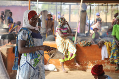 USAID in Ghana: Shea Butter Processing (USAID Africa) Tags: northernregion ghana sankpala gupanarigu africa unitedstatesagencyforinternationaldevelopment usaid internationaldevelopment shea economicgrowth economicgrowthandtrade women woman marketplace trade internationalwomensday
