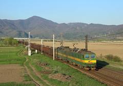131 055 + 131 056, Turany, 18 April 2018 (Mr Joseph Bloggs) Tags: slovakia zssk turany zilina train treno zug vlak railway railroad bahn 131 055 056 131055 131056 skoda freight cargo merci