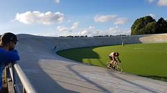 Helsinki velodrome (hugovk) Tags: bike cycling bicycle velodrome helsinki wauhtiajot velorution ratapyöräilytapahtuma velorutionratapyöräilytapahtuma helsinkivelodrome kamppi helsingin uusimaa finland geo:neighbourhood=kamppi geo:locality=helsinki geo:county=helsingin geo:region=uusimaa geo:country=finland camera:make=samsung camera:model=smg950f exif:orientation=horizontalnormal exif:exposure=11844 exif:aperture=17 exif:isospeed=40 exif:exposurebias=0 exif:flash=noflash exif:focallength=42mm meta:exif=1524920233 hvk hugovk samsung smg950f samsungsmg950f cameraphone s8 samsungs8 galaxys8 samsunggalaxys8 helsingfors nyland suomi cycle polkupyörä fillari 2017 august summer kesä