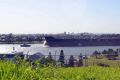 700_0540 (Lox Pix) Tags: australia architecture newcastle fortscratchley cityscape city nsw gun cannon lookout tunnels anchor loxpix museum heritage church ships radianceoftheseas surfers surfing reef