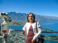 Nani in New Zealand (Sujal Parikh) Tags: rimalgandhi march 2018 nani zealand rimal gandhi
