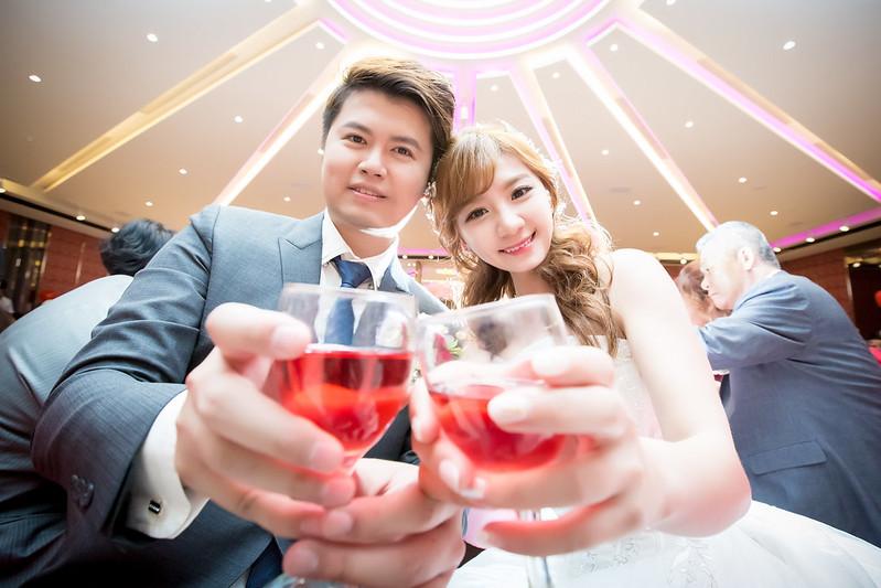 婚禮攝影 [ 楊程❤ 郁芬] 訂結之囍@雲林斗六來福城