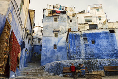 Chefchaouen 2018 (Agnieszka Adamczyk) Tags: marocco marruecos chefchaouen blue olympus travelphotography traveling viajar streetphotography