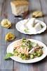 Spaghetti con ricotta e zucchine (Giovanna-la cuoca eclettica) Tags: pasta verdure latticini vegetables stilllife healthy healthyfood food green