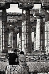 History lesson (Stefano Avolio) Tags: tempi temple greektemple tempiogreco savolio stefanoavolio lesson architettura storia history bw blackwhite bianconero monocromo