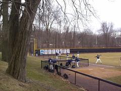 Poughkeepsie 11 (MFHarris) Tags: marist poughkeepsie ncaa collegebaseball mccann redfoxes ballpark baseball stadium