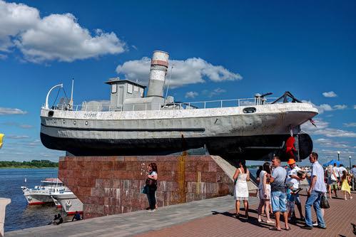 Nizhny Novgorod 17 ©  Alexxx Malev