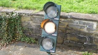 AVT-STOYE LED Vehicle Signal with white lenses