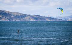 (seua_yai) Tags: northamerica california sanfrancisco thecity seuayai sanfrancisco2018 sanfranciscobay kiteboarding watersports