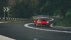 EDP HK (AaronChungPhoto) Tags: ferrari 288gto f40 cl classic classiccar car supercar groupb hypercar hongkong taimoshan routetwisk