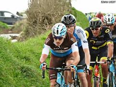 DSCN3837 (Ronan Caroff) Tags: cycling cyclisme ciclismo cyclist cycliste cyclists velo bike course race trobroleon coupedefrance france bretagne breizh brittany 29 finistère lannilis ribin ribinou dust mud poussiere boue men man sport sports avril april