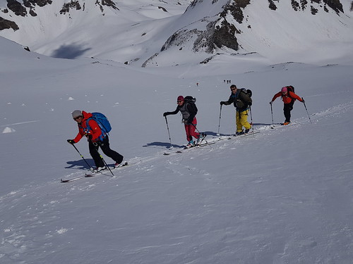 Skitouren Heidelberger Hütte
