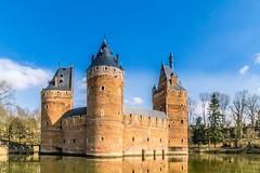 Kasteel van Beersel (erik.verheyen) Tags: kasteelvanbeersel beersel belgium castle medieval history geschiedenis middeleeuwen vogel brabant hertogvanbrabant schat spook ghost treasure suskewiske koninklijkeverenigingderhistorischewoonstedenentuinenvanbelgië gothic gotisch
