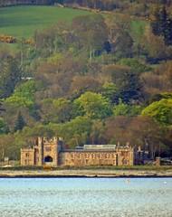 Cowal From Bute (Bricheno) Tags: schottland toward cowal argyle argyll castletoward gatehouse southlodge szkocja scotland scozia escocia escòcia écosse scoția 蘇格蘭 स्कॉटलैंड σκωτία bricheno