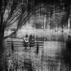 Banc public (Yoann Delaplace) Tags: couple homme femme amour love tendresse mood moody ambiance