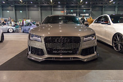 A7 (Alessandro_059) Tags: audi a7 c7 brown gr8 ics 2018