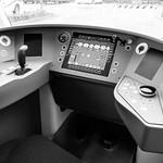 B&W Look at the Alstom Citadis Spirit Cab thumbnail