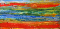 Summer Delirium (Peter Wachtmeister) Tags: artinformel art mysticart modernart popart artbrut phantasticart minimalart abstract abstrakterimpressionismus abstrakt acrylicpaint surrealismus surrealism hanspeterwachtmeister