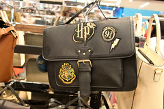 As seen at Primark (House Of Secrets Incorporated) Tags: primark harrypotter satchel bag bags accessories hogwarts potterhead gent ghent belgië belgium blog blogger blogging kittensandsteamblogspotcom instagramkittensandsteam twitterhildebcm belgianblogger