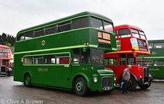 DSC_2578w (Sou'wester) Tags: bus buses publictranspoirt psv london londontransport londoncountry lt lrt tfl lcbs greenline epping ongar railway eor underground tube northweald station essex