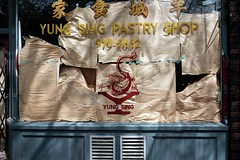 Untitled (Dominic Bugatto) Tags: storefront chinatown toronto torontotopography incidentalgalleriesseries streetphotography fujifilmx100f 2018