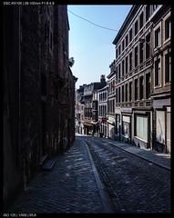 Streets of Liege (Falcdragon) Tags: sonyrx100mk128100mmf1849 liege liège luik streetphotography streets cityscape morning light belgium