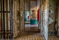 20171120_LANCASTER and WV_20171120-BFF_4972WV Penitentiary_HDR (Bonnie Forman-Franco) Tags: penitentiary abandoned abandonedphotography abandonedprison abandonedpenitentiary westvirginia westvirginiapenitentiary westvirginiaprison photography photoladybon bonnie photographybywomen nikon nikonphotography imprisoned prison prisonhallway jail hdr