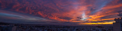 Sunset over Athens (Thanasis Maikousis) Tags: ifttt 500px sunset athens greece vyron cloud orange red beautiful colors romantic rooftop roof city cityscape landscape sky afternoon dawn dusk sun amazing sea north wind clear blue purple summer spring springtime