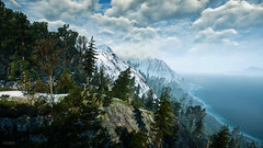 The Witcher 3: Wild Hunt / A View (Stefans02) Tags: the witcher 3 wild hunt game games nature mountains mountain beautiful screenshots screenshot gamescreens digital art landscape virtual virtualphotography videogames screencapture pcgaming societyofvirtualphotographers gaming outdoor screenshotart beauty hotsampled downsampled 4k image environment environments portrait mist cd projekt red wiedźmin dziki gon heart stone blood wine animal forest field grass tree wood sky people wallpaper wallpapers