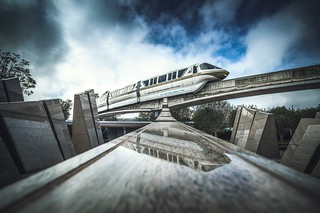 monorail on repeat