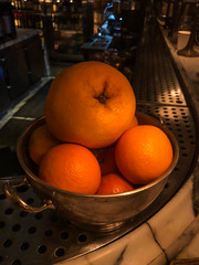 Oranges at Cecconi's - West Hollywood (ChrisGoldNY) Tags: chrisgold chrisgoldny chrisgoldphoto chrisgoldberg losangeles la california westcoast cali socal licensing bookcovers albumcovers forsale oranges cecconi fruits citrus bowls bars restaurants food foodporn