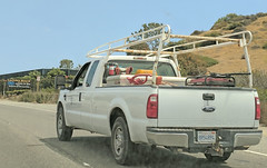 Work Pickup Truck 5-18-18 (2) (Photo Nut 2011) Tags: truck california ford superduty lagunabeach orangecounty
